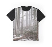 Forestry management Graphic T-Shirt