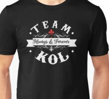 Kol Mikaelson. Team Kol. The Originals Unisex T-Shirt