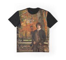 Jamie on Fraser's Ridge Graphic T-Shirt