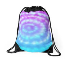 sea dawn Drawstring Bag