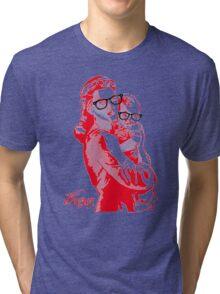 REZEEW : MON & SON Tri-blend T-Shirt