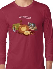 REZEEW : HOME LIKE ZOO Long Sleeve T-Shirt