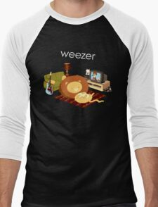 REZEEW : HOME LIKE ZOO Men's Baseball ¾ T-Shirt