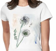 Waiting for Summer Womens Fitted T-Shirt