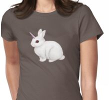 Uni Bunny Womens Fitted T-Shirt