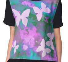 butterfly dreaming Chiffon Top