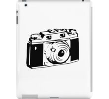 Retro Camera - Photographer T-Shirt Sticker iPad Case/Skin
