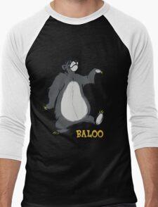 Baloo Men's Baseball ¾ T-Shirt