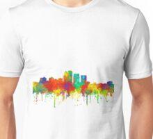 Louisville, Kentucky Skyline - SG Unisex T-Shirt