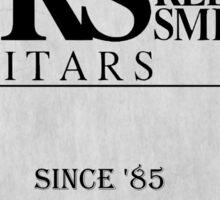 PAUL REED SMITH GUITARS Sticker