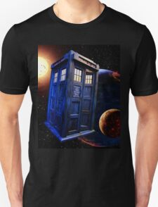Time Flight 3 Unisex T-Shirt