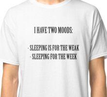 Two Moods Classic T-Shirt