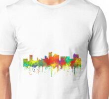 Lubbock, Texas Skyline - SG Unisex T-Shirt