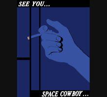 Space Smoker Unisex T-Shirt
