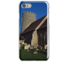 St Gregory & St George, Pentlow iPhone Case/Skin