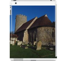 St Gregory & St George, Pentlow iPad Case/Skin