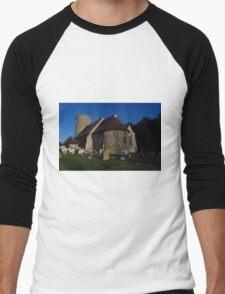 St Gregory & St George, Pentlow Men's Baseball ¾ T-Shirt
