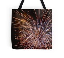 Fireworks Celebration Tote Bag
