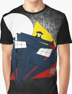 Abstract Tardis 4 Graphic T-Shirt