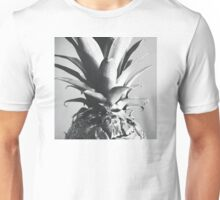 Silver Pineapple Unisex T-Shirt