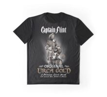 Captain Flint Rum  Graphic T-Shirt