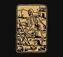 The Death - Old Indian Asian Tarot Card - natural Unisex T-Shirt