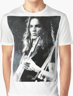 David Gilmour Graphic T-Shirt
