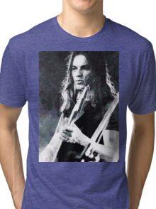 David Gilmour Tri-blend T-Shirt