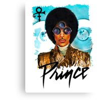 prince rogers nelson Canvas Print