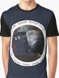 Doctor Who: The Doctors Graphic T-Shirt