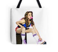 Tina Fey snl bumper Tote Bag