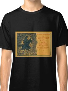 Artist Posters A desired holiday book A doctor of the old school by Ian Maclaren with over 60 illustrations by FC Gordon WC Greenough 1895 0567 Classic T-Shirt