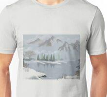Rocky Mountain Fog Unisex T-Shirt
