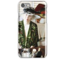 The Dressing of Time iPhone Case/Skin