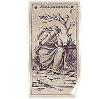 Malinconia Tarot Poster