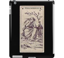 Malinconia Tarot iPad Case/Skin
