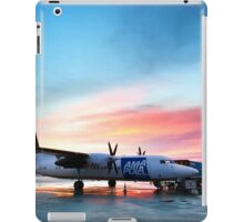 Mail flight iPad Case/Skin