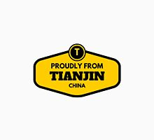 Proudly From Tianjin China Unisex T-Shirt