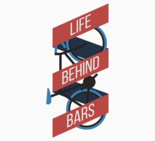 Life Behind Bars Kids Tee