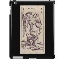 Arpia Tarot iPad Case/Skin
