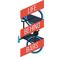Life Behind Bars Photographic Print
