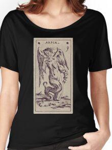 Arpia Tarot Women's Relaxed Fit T-Shirt