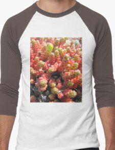 Fatties buds red Men's Baseball ¾ T-Shirt