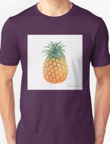The Tropicana Series - Pineapple Unisex T-Shirt