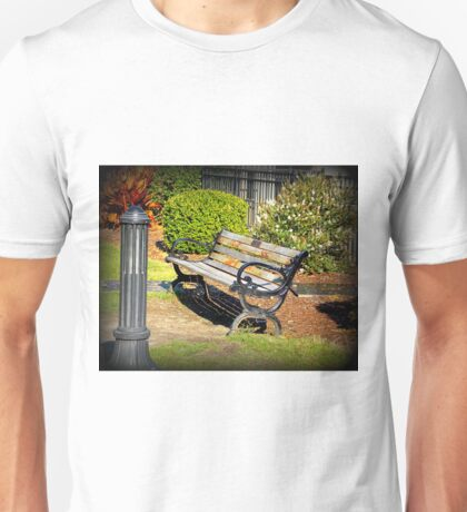 Peace in Park 2 Unisex T-Shirt