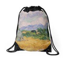 Fields of Gold Drawstring Bag