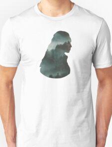 Lexa - The 100 - Forest T-Shirt