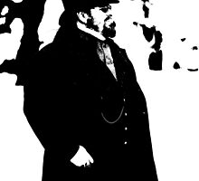 Victorian Gentleman by Karen E Camilleri