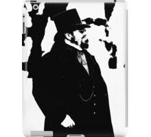 Victorian Gentleman iPad Case/Skin