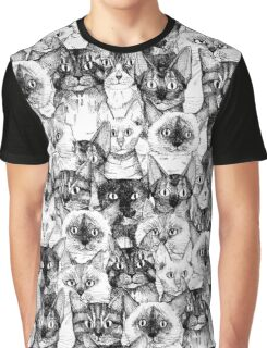 just cats Graphic T-Shirt